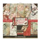 Stamperia - Double-Sided 12 x 12 Inch Paper Pack - Oriental Garden
